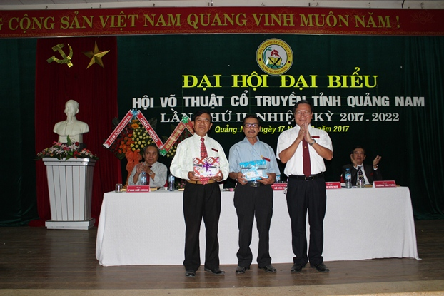 Tâm sự Sau Đại hội của Võ sư Trần Xuân Mẫn